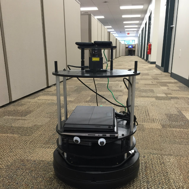 Commscope robot