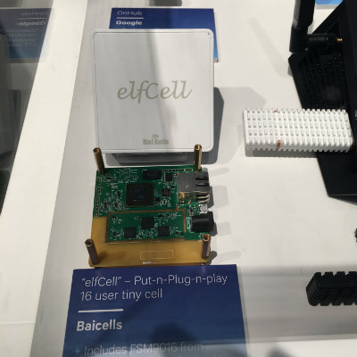 MWC16 Baicells Qualcomm Elfcell