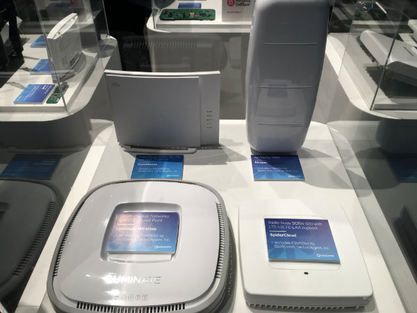 MWC16 Qualcomm Small Cells
