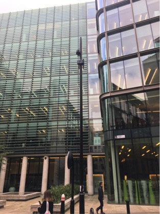 City of London Streetpole Office