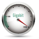 gigabit rate